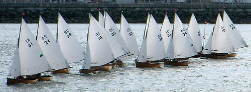The Water Wags and other One-Designs will have their Volvo Dun Laoghaire regatta from July 2nd to 4th