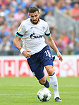 10.08.2019,  GER; DFB Pokal, SV Drochtersen/Assel vs FC Schalke 04 ,DFL REGULATIONS PROHIBIT ANY USE OF PHOTOGRAPHS AS IMAGE SEQUENCES AND/OR QUASI-VIDEO, im Bild Einzelaktion Hochformat Daniel Caligiuri (Schalke #18) Foto © nordphoto / Witke