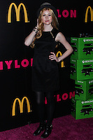WEST HOLLYWOOD, CA - DECEMBER 05: Katherine McNamara arriving at the Nylon Magazine December 2013/January 2014 Cover Launch Party held at Quixote Studios on December 5, 2013 in West Hollywood, California. (Photo by Xavier Collin/Celebrity Monitor)
