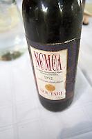 Nemea 1992. Boutari Wineries, Steinmachos, Naoussa, Macedonia, Greece