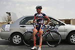 Champion System rider at the start of Stage 1 of the Tour of Qatar 2012 running 142.5km from Barzan Towers to Doha Golf Club, Doha, Qatar. 5th February 2012.<br /> (Photo by Eoin Clarke/NEWSFILE).