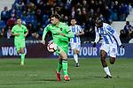 Levante UD's Borja Mayoral during La Liga match between CD Leganes and Levante UD at Butarque Stadium in Leganes, Spain. March 04, 2019. (ALTERPHOTOS/A. Perez Meca)