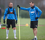 Kenny Miller and Lee McCulloch