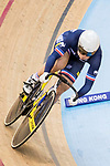 Mathilde Gros of the France team competes in the Women's Sprint - Qualifying as part of the 2017 UCI Track Cycling World Championships on 13 April 2017, in Hong Kong Velodrome, Hong Kong, China. Photo by Chris Wong / Power Sport Images