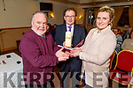 The Tralee Toastmasters host a mock wedding as James Finnegan marries Hillary Costello and the service was done by the Rev Derry Butler in Kerins O'Rahillys Clubhouse on Monday night.