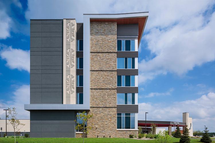 Ho-Chunk Wittenberg Casino | HBG Design