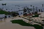 """Colombian floods due to Weather phenomenon """"La Niña"""