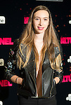 """Violeta Rodriguez attends to the junket of the film """"Los del Tunel"""" at Palafox Cinema in Madrid, Spain. January 17, 2017. (ALTERPHOTOS/BorjaB.Hojas)"""