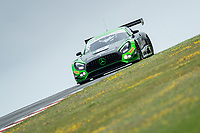 Richard Neary & Sam Neary, Mercedes AMG GT3, Team Abba Racing during the British GT & F3 Championship on 10th July 2021