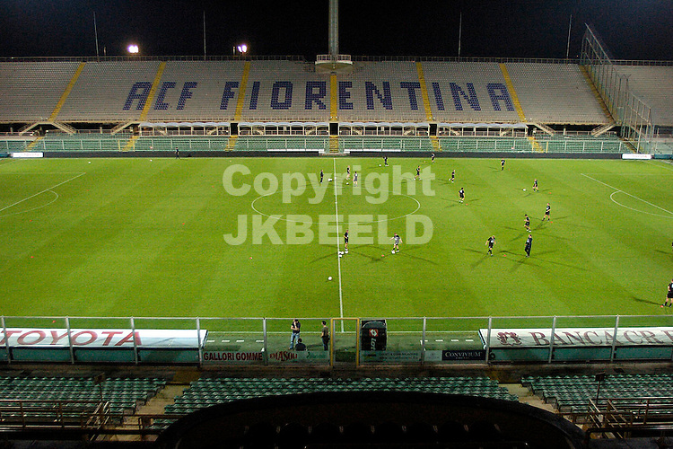 florence, training groningen uefa cup seizoen 2007-2008 03-10-2007.fotograaf Jan Kanning