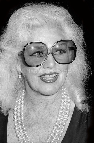 Ginger Rogers 1978<br /> Photo By Adam Scull/PHOTOlink/MediaPunch