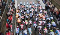 Elite Men's blury race start<br /> <br /> UCI 2017 Cyclocross World Championships<br /> <br /> january 2017, Bieles/Luxemburg