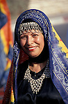 Israel, traditional Yemenite clothing