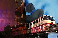 Seattle Center, Monorail, Washington, EMP Music Museum