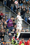 Real Madrid CF's Gareth Bale and FC Barcelona's Clement Lenglet during La Liga match. March 02,2019. (ALTERPHOTOS/Alconada)