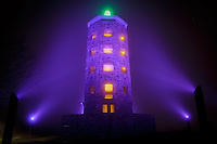 Enger Tower: Duluth's Purple Tribute to Prince<br />