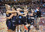Concordia vs Dakota Wesleyan 2018 NAIA Division II Women's Basketball Championship