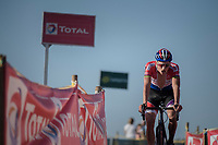 Mathieu van der Poel (NED/Beobank-Corendon)<br /> <br /> Elite Men's Race<br /> CX Super Prestige Zonhoven 2017