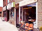 Locomotive coffee, cafe at the Junction neighbourhood, Toronto, Canada