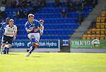 St Johnstone v Ross County...17.08.13 SPFL<br /> David Wotherspoon misses his penalty<br /> Picture by Graeme Hart.<br /> Copyright Perthshire Picture Agency<br /> Tel: 01738 623350  Mobile: 07990 594431