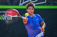 Rotterdam, Netherlands, August 22, 2017, Rotterdam Open, Sidane Pontjodikromo (NED)<br /> Photo: Tennisimages/Henk Koster