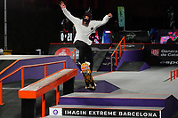 6th November 2020; Parc del Forum, Barcelona, Catalonia, Spain; Imagin Extreme Barcelona; picture show Danny Leon (ESP) 2nd mens street final