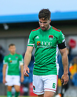 Gearoid Morrissey of Cork City at full time.<br /> <br /> Cobh Ramblers v Cork City, SSE Airtricity League Division 1, 28/5/21, St. Colman's Park, Cobh.<br /> <br /> Copyright Steve Alfred 2021.