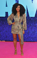 """Beverley Knight at the """"Everybody's Talking About Jamie"""" world film premiere, Royal Festival Hall, Belvedere Road, on Monday 13th September 2021 in Londomn, England, UK. <br /> CAP/CAN<br /> ©CAN/Capital Pictures"""