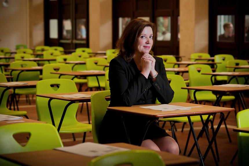 Dame Rachel de Souza, CEO, Inspiration Trust School, Norwich.  <br /> <br /> https://www.theguardian.com/education/2018/jun/05/rachel-de-souza-vomit-school-controversy-ofsted