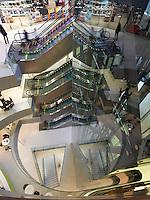 Centro Polaris; Chiasso; Switzerland, Centro Ovale, Shopping center, Architetto Ostinelli