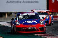 #20 Wright Motorsports, Porsche 991 / 2019, GT3P: Fred Poordad (M)