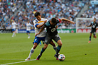SAINT PAUL, MN - JULY 3: Wil Trapp #20 of Minnesota United FC during a game between San Jose Earthquakes and Minnesota United FC at Allianz Field on July 3, 2021 in Saint Paul, Minnesota.