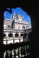 TOLEDO- ESPAÑA- 28-06-2005. Arquitectura Toledo, España. Toledo's architecture, Spain. (Photo: VizzorImage............