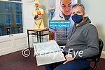 Tim Moynihan, a Health Care student at the Kerry College in Denny Street
