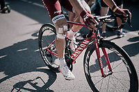 Tony Martin (GER/Katusha-Alpecin) after finishing<br /> <br /> 104th Tour de France 2017<br /> Stage 3 - Verviers › Longwy (202km)