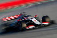 #08 Romain Grosjean,  Haas F1 Team. Formula 1 World championship 2020, Winter testing days #1 2020 Barcelona, 19-21 February 2020.<br /> Photo Federico Basile / Insidefoto