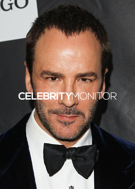 HOLLYWOOD, LOS ANGELES, CA, USA - OCTOBER 29: Tom Ford arrives at the 2014 amfAR LA Inspiration Gala at Milk Studios on October 29, 2014 in Hollywood, Los Angeles, California, United States. (Photo by Celebrity Monitor)