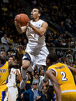 California Basketball vs Pepperdine, November 11, 2012