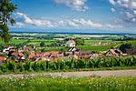Deutschland, Rheinland-Pfalz, Suedliche Weinstrasse, Klingenmuenster: Weindorf | Germany, Rhineland-Palatinate, Southern Wine Route, Klingenmuenster: wine village