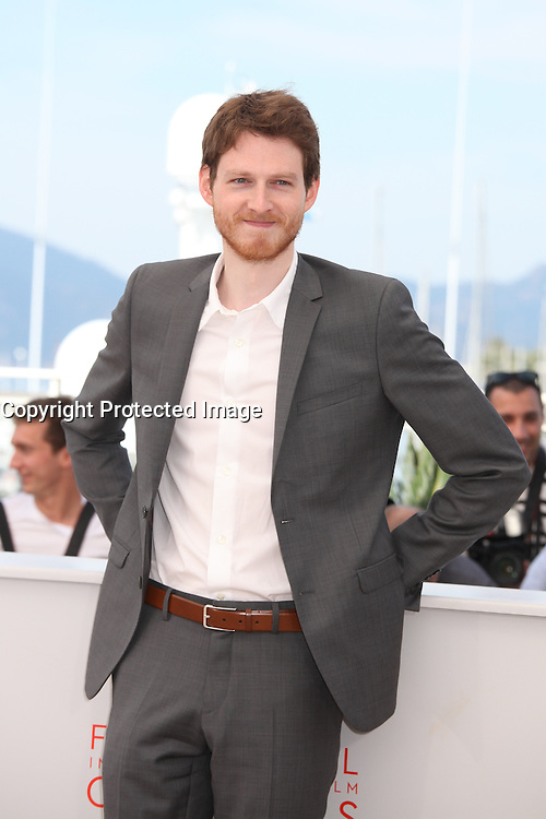OLIVIER BONNAUD - PHOTOCALL OF THE FILM 'LA FILLE INCONNUE' AT THE 69TH FESTIVAL OF CANNES 2016 , 19/05/2016.