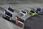 #19: Derek Kraus, McAnally Hilgemann Racing, Toyota Tundra Incredible Bank, #15: Tanner Gray, DGR-Crosley, Ford F-150 Ford Performance