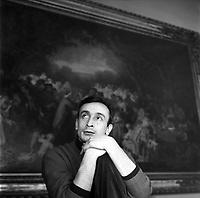 Le Capitole. 5 Janvier 1968. Vue de Jean-Marc Leuwen, metteur en scène du gala franco-africain de Chakar.