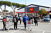 20200310 Covid-19 Roma nella zona rossa