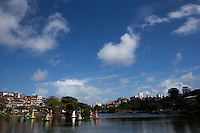 A General View of the a lake in Salvador