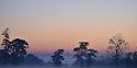 2/11/15 - LINGEVRE - CALVADOS - Eoliennes dans le Calvados - Photo Jerome CHABANNE