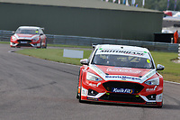 Round 5 of the 2020 British Touring Car Championship. #6 Rory Butcher. Motorbase Performance. Ford Focus ST.