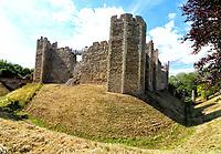 JUL 12 Framlingham Castle, Suffolk