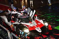 FIA WEC RACE - 6 HOURS OF SHANGHAI (CHN) ROUND 5 11/16-18/2018