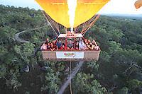 20150128 28 January Hot Air Balloon Cairns