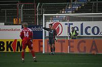 Torwart Thomas Kraft (FC Bayern M¸nchen) gibt Anweisungen